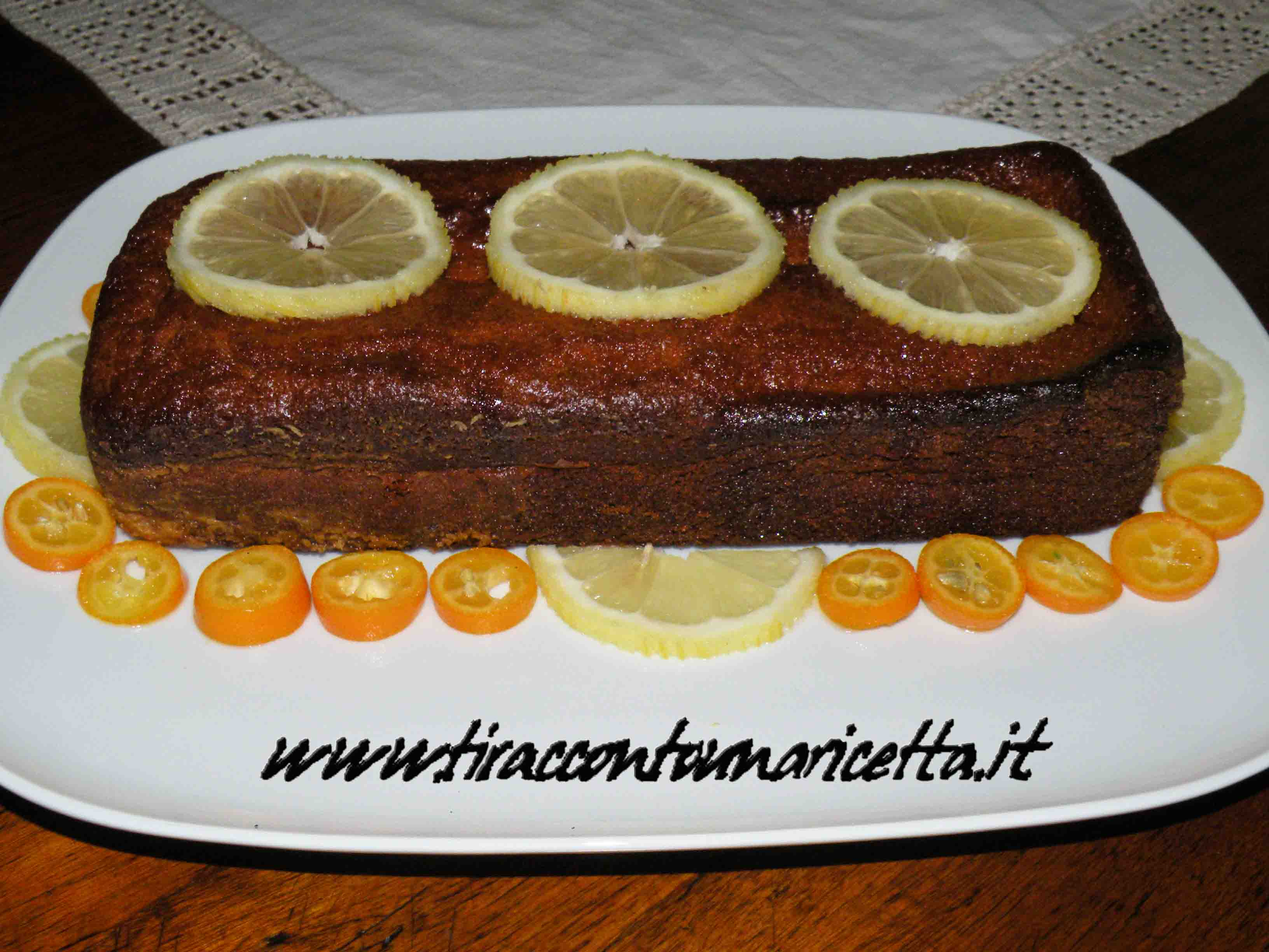 Lemon Panetto