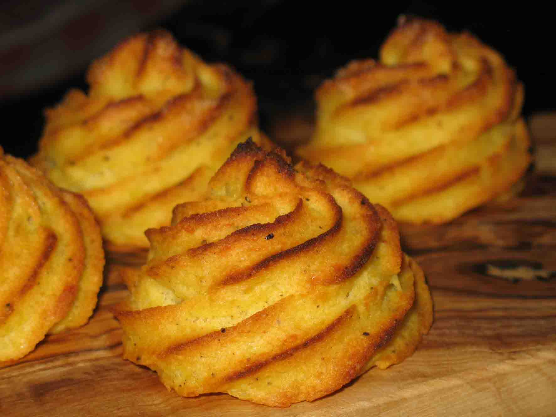 Tiraccontounaricetta It Duchess Potatoes Pommes Duchesse