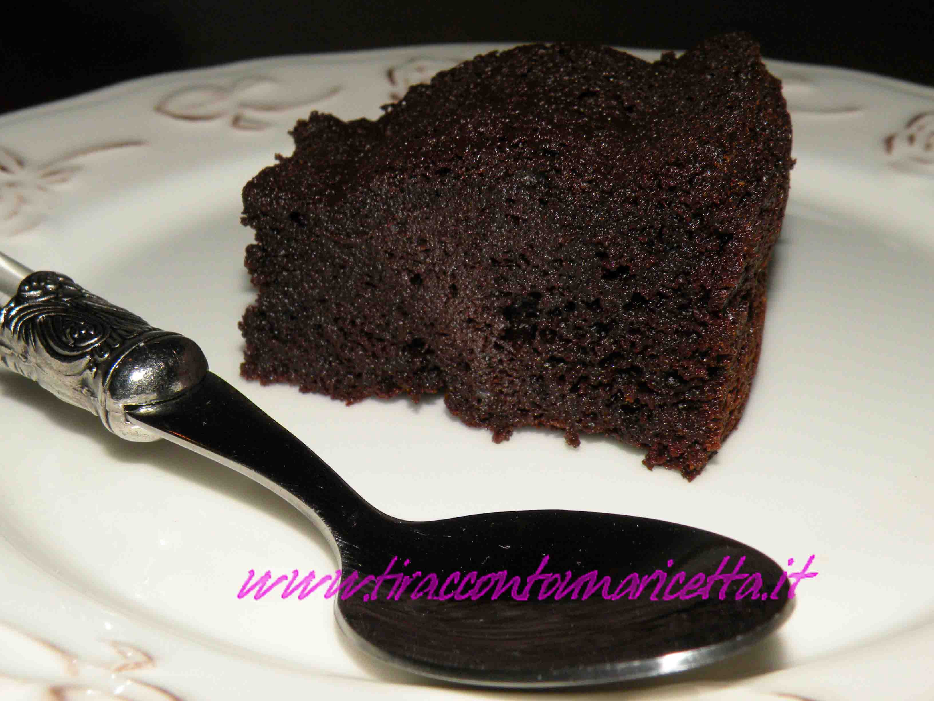 Chocolate cake for celiacs but not only for them