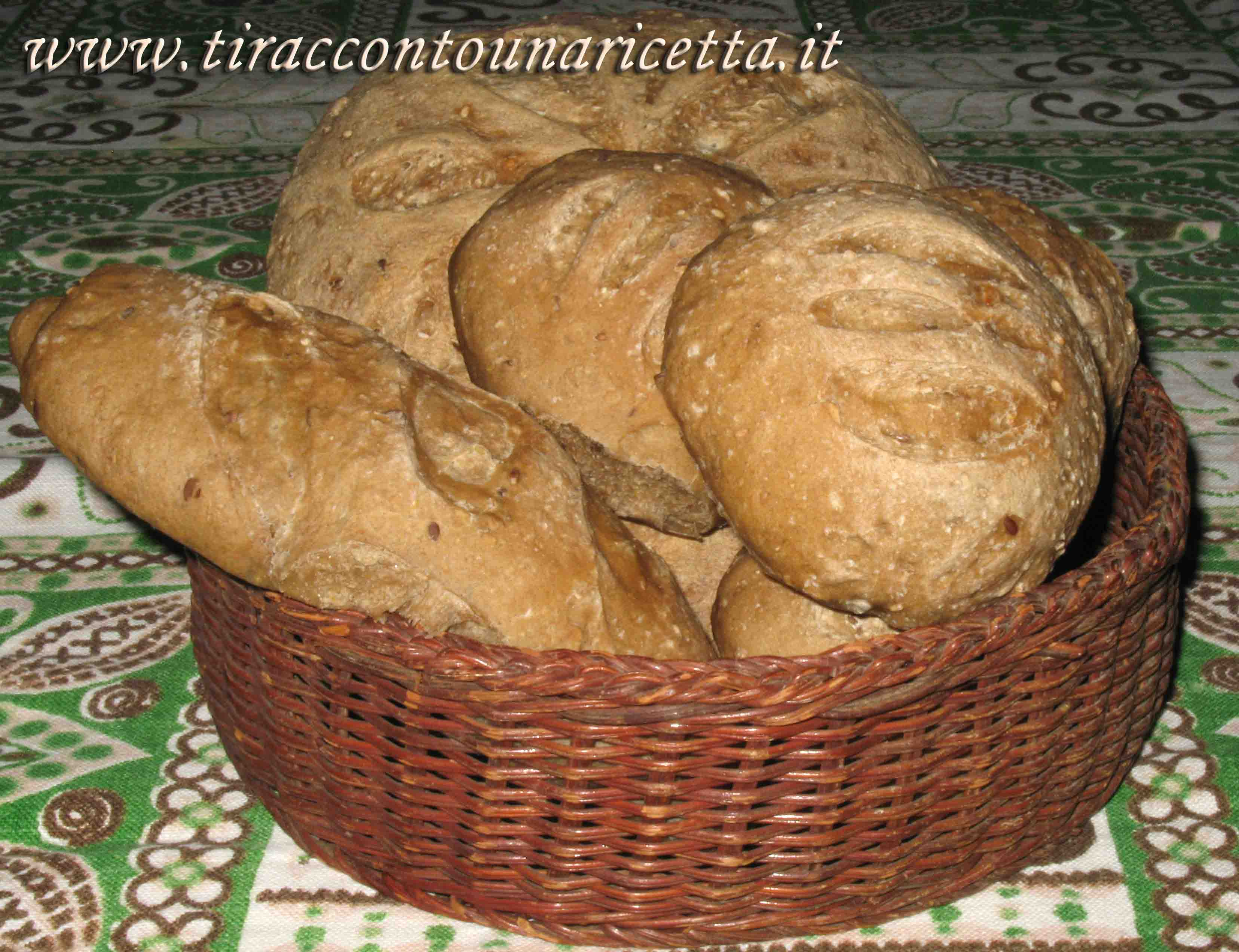 Black bread of Valle d Aosta or Pan Ner